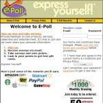 E-Poll Market Research a Scam? | Reviews Logo