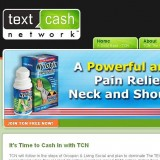 Text Cash Network a Scam or Legitimate? | Reviews Logo
