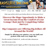 Easy Survey Income a Scam? | Reviews Logo