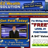 Ron Walsh's EZ Wealth Solution a Scam? | Reviews Logo