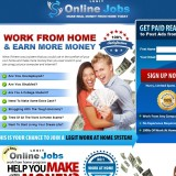 Legit Online Jobs a Scam? | Reviews Logo