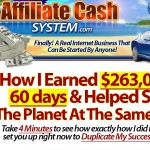 New Affiliate Cash System a Scam? | Reviews Logo
