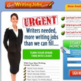 Real Writing Jobs a Scam? | Reviews Logo