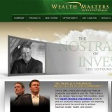 Wealth Masters International – WMI a Scam? Logo