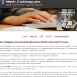 Web Colleagues a Scam? | Reviews Logo