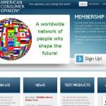 American Consumer Opinion a Scam?   Reviews Logo