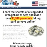 What Is Get Cash For Surveys