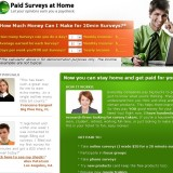 Paid Surveys At Home a Scam? | Reviews Logo
