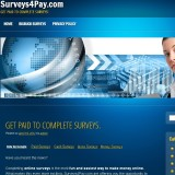 Surveys 4 Pay a Scam? | Reviews Logo