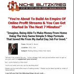 Niche Blitzkrieg a Scam? | Reviews Logo