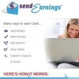 Send Earnings A Scam? | Reviews Logo