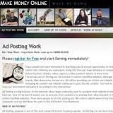 Work Online a Scam? Logo