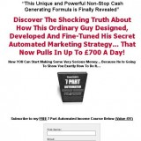 Automated Income Course a Scam? | Reviews Logo