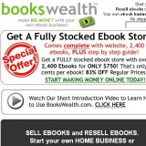 Books Wealth a Scam? Logo