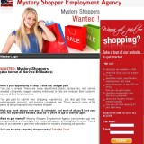 Mystery Shopper Employment Agency a Scam? | Reviews Logo