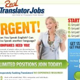 Real Translator Jobs a Scam? | Reviews Logo