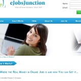 eJobs Junction a Scam? Logo