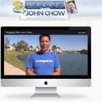 Blogging With John Chow Logo