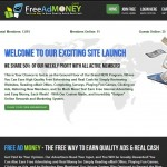 Free Ad Money a Scam? Logo