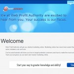 Web Profit Authority a Scam or Legitimate? | Reviews Logo