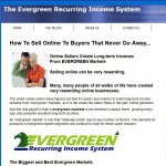 Evergreen Recurring Income System a Scam? | Reviews Logo