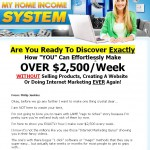 My Home Income System a Scam or Legit? | Reviews Logo