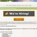 Outsource Net a Scam? Logo