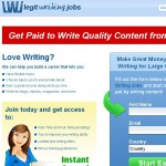 Legit Writing Jobs a Scam? | Reviews Logo