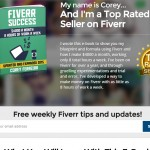Fiverr Success Logo
