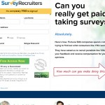 Survey Recruiters a Scam? | Reviews Logo