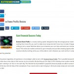 Extreme Home Profits a Scam? | Reviews Logo