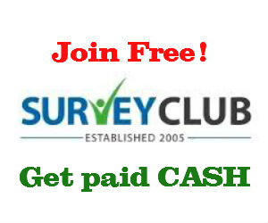 Join Survey Club Free