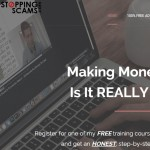Stopping Scams by Ian Pribyl a Scam? Logo