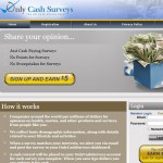 Only Cash Surveys a Scam? | Reviews Logo