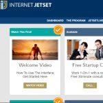 Internet JetSet Logo