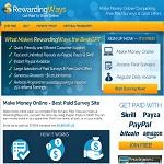 Rewarding Ways a Scam? | RewardingWays Reviews Logo