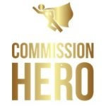 Commission Hero – Robby Blanchard Review Logo