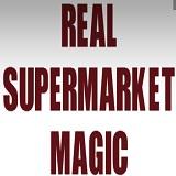 Real Supermarket Magic a Scam or Legitimate? Logo